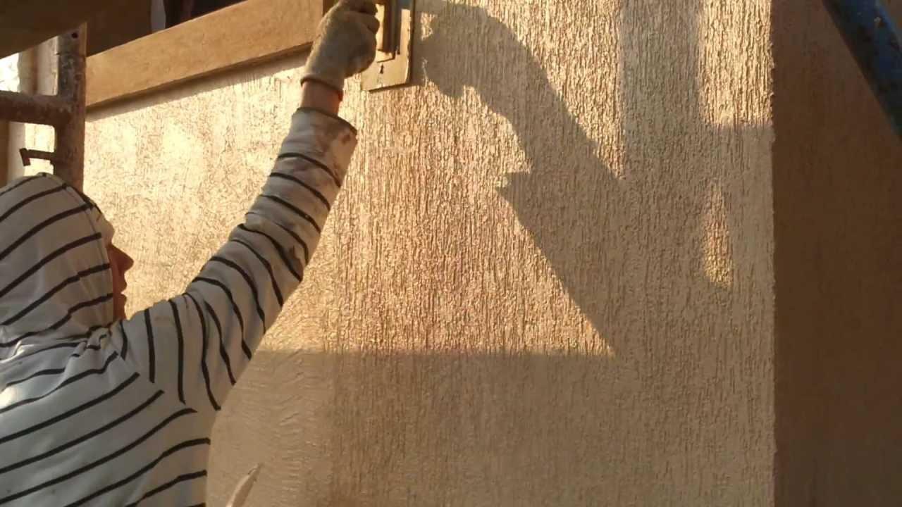 Tencuiala Decorativa Sticky.Cum Se Aplica Tencuiala Decorativa Fisker Constructii Finisari
