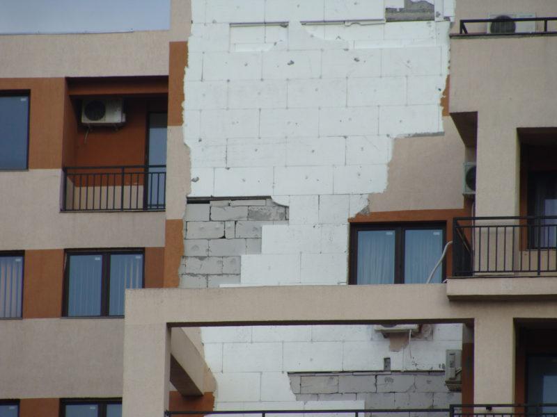 Ieftin Izolare Termica Apartament Cu Polistiren Folosind Alpinisti Utilitari Constructii Zidarie